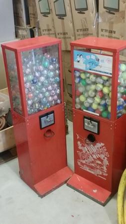 10 stuks grote automaten voor supriseballen-