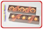 2 Kartons mit 5 Prarline-Kerzen