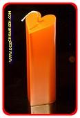 Hartenkaars KOPER METALLIC, hoogte: 18cm
