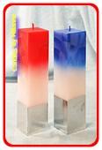 Set Kwadrant kaarsen,