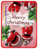 KERST Geschenkkaartje 24