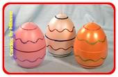 Oster Eier Kerze (3 stuck) XL
