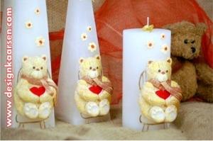 Geboorte Kaarsen