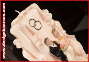 Huwelijks Kaarsen