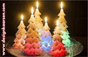 Kerstmis Kaarsen